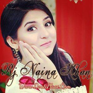 Rj Naina Khan